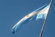 LA BANDERA ARGENTINA celesteyblanco