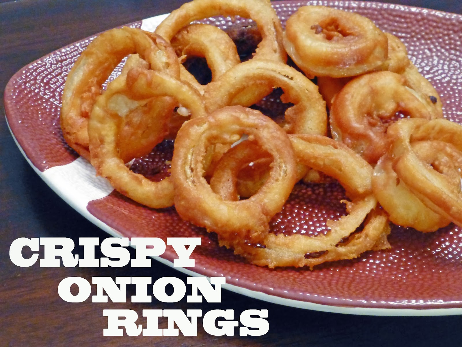 Onion Rings, Superbowl Food