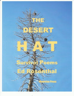 The Desert Hat cover by Maja Trochimczyk