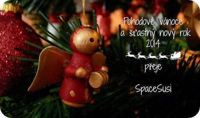 vánoční pozdrav, vánoční stromeček