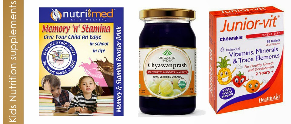 buy kids nutrition supplements online in India
