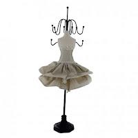 Linen Doll Display