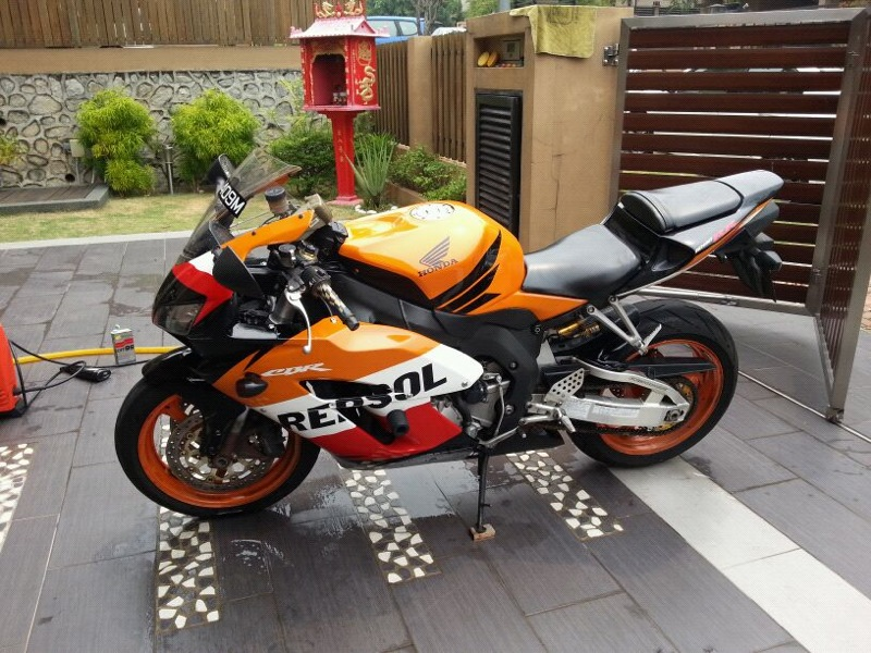 Super Great Sportbikes For Sale Honda Cbr1000rr 2004