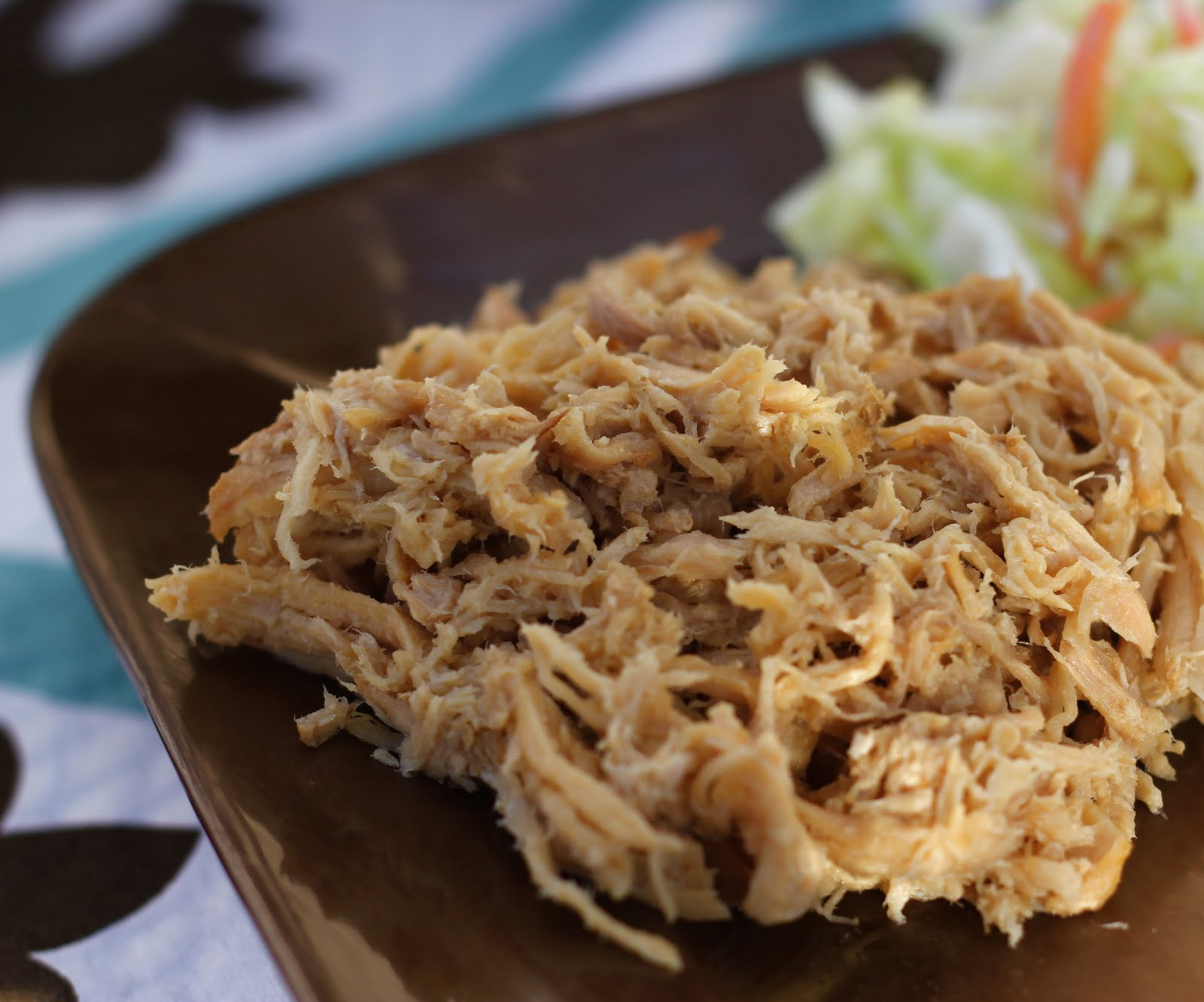 Kalua Pork / Pulled Pork Sandwiches -Favorite Family Recipes