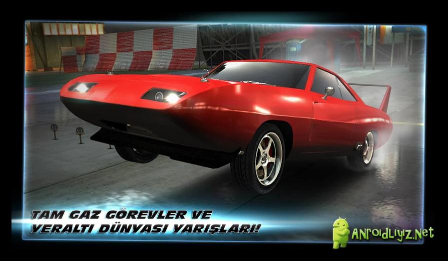 Скачать Андроид игру Fast & Furious 6: The Game для Телефона и Планшета