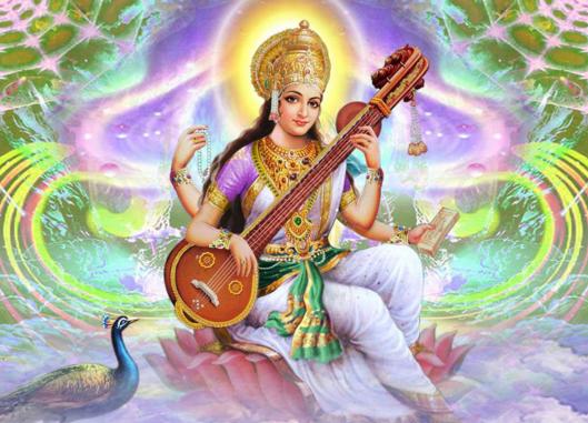 Vasant Panchmi or Sarasvati Poojan