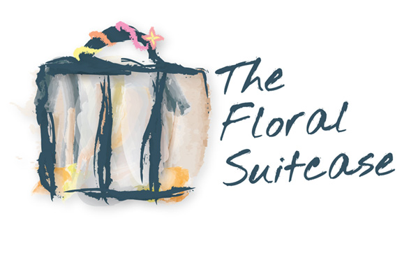 The Floral Suitcase