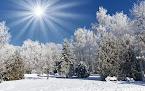 Зима красивое время года