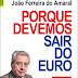 Bιβλίο με θέμα την επιστροφή της χώρας στο εσκούδο σπάει ταμεία στην Πορτογαλία!