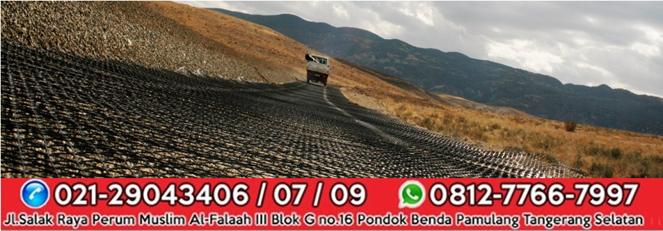 Jual Geogrid