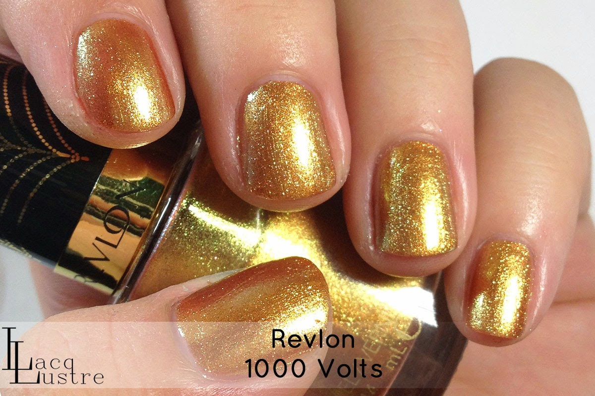 Revlon 1000 Volts swatch