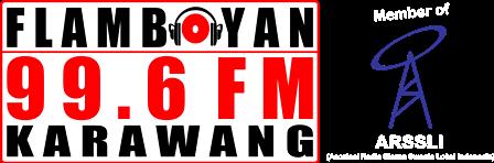 Radio Flamboyan 99.6 FM Karawang