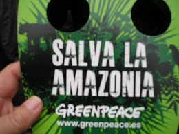 SALVA A AMAZONIA