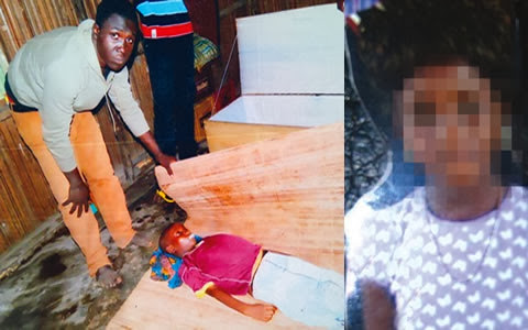 11 year old girl raped to death lagos