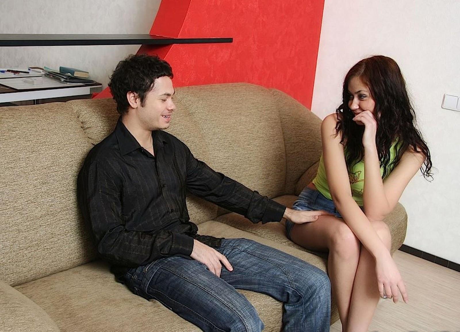 Ako vzrušiť ženu aby mala chuť na sex