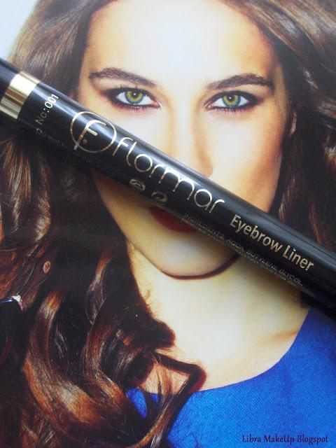 Flormar eyeliner Kolay eyeline çekmek