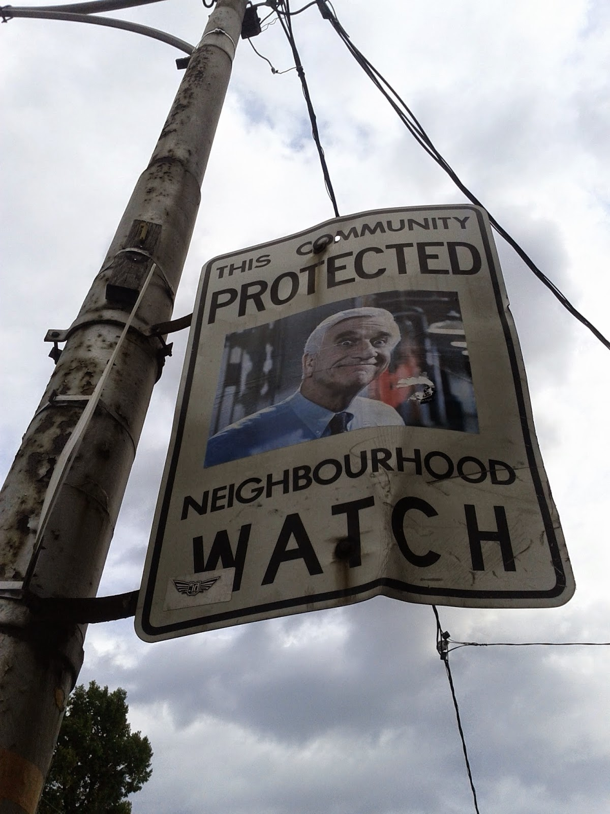 Neighbourhod Watch, Leslie Nielsen