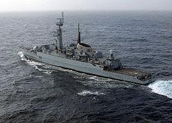 fantasy fleet what would a modern type 21 frigate look like