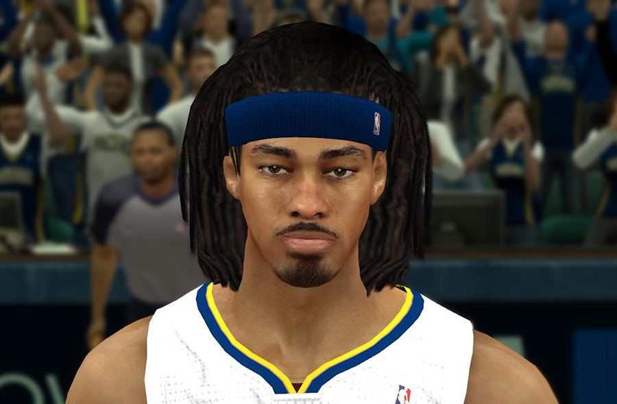 NBA 2K14 Chris Copeland Face Mod