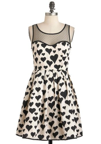 Beautiful Hearts Dress