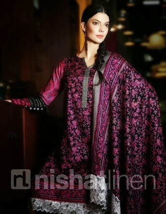 Nishat Linen Summer Pret Collection