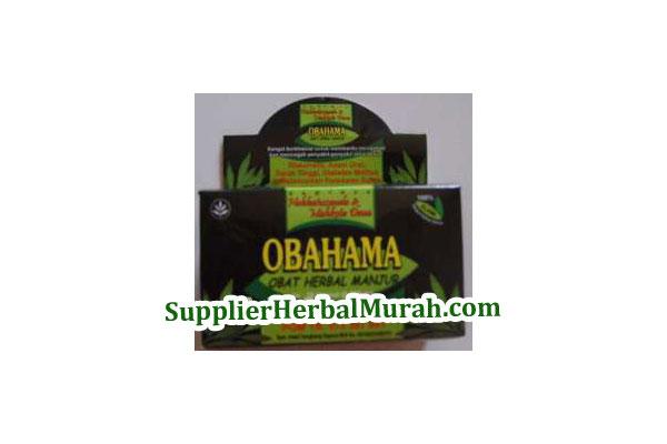 Grosir OBaHaMa 5 Botol (Obat Herbal Manjur)