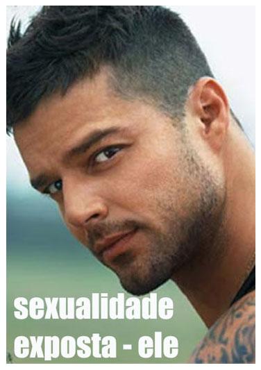 SEXUALIDADE EXPOSTA - ELE.