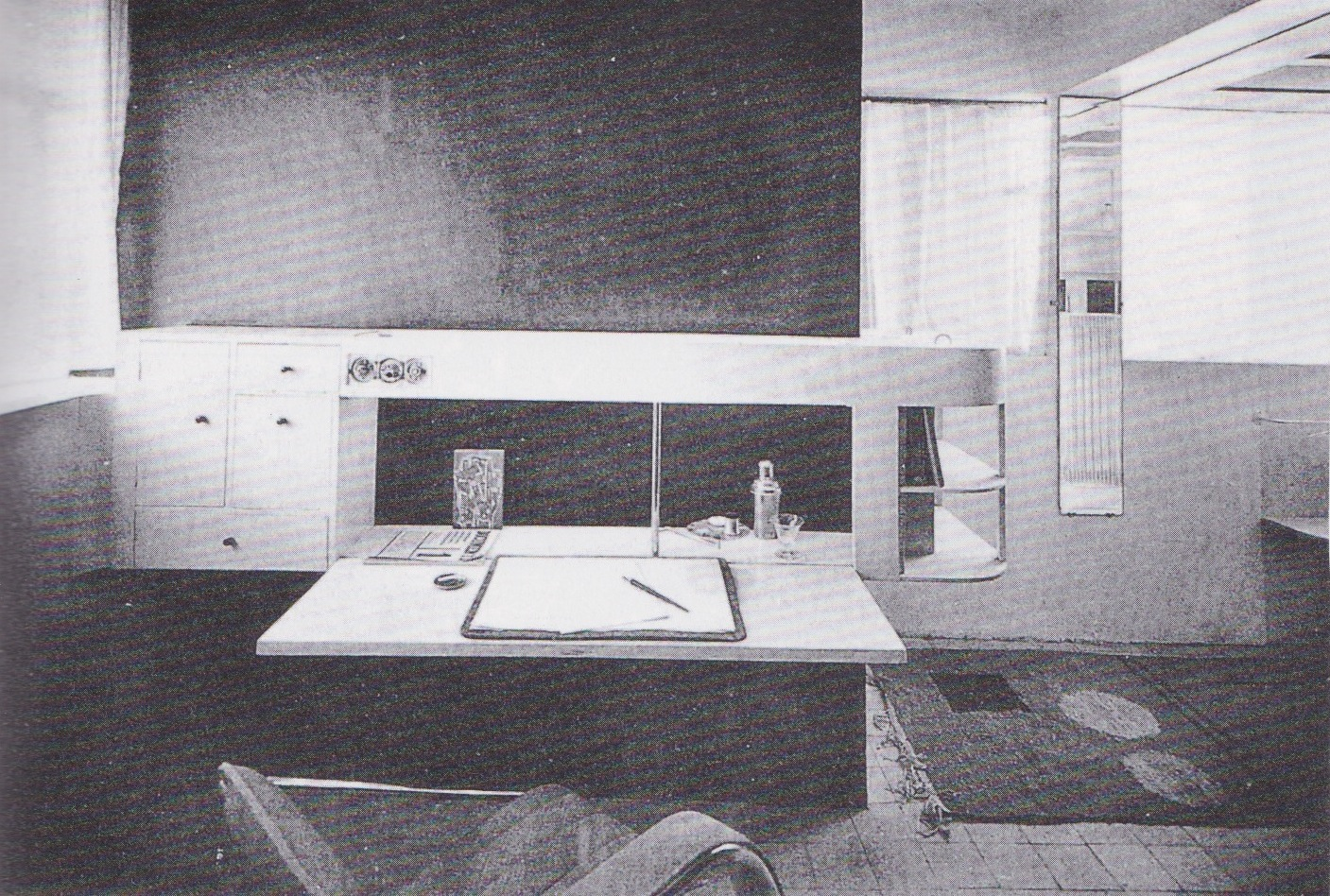 E.1027: Furniture Makes The Room