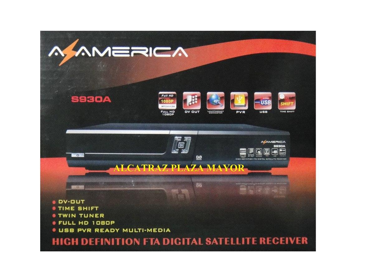 Actualizacion De Azamerica S812