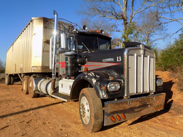 1981 Kenworth W900 For Sale - Old Truck
