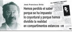 Entrevista realizada por Miguel Ángel Campos. Revista Dominios, Universidad Rafael María Baralt.