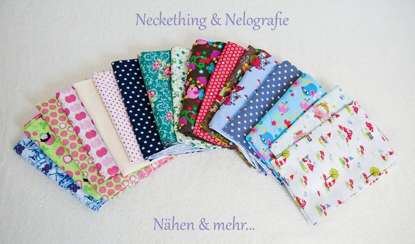 Neckething & Nelografie - Nähen & mehr...