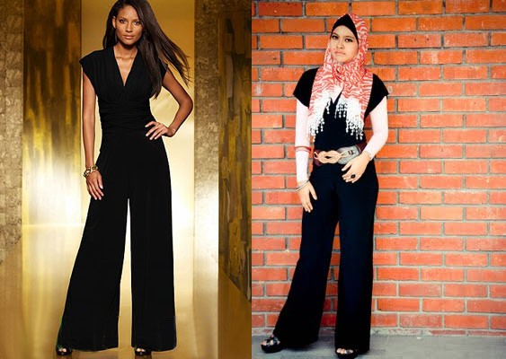 Fashion Chapter 3 Muslimah In Fashion Retro Style