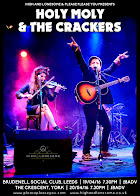 Holy Moly & The Crackers - Leeds