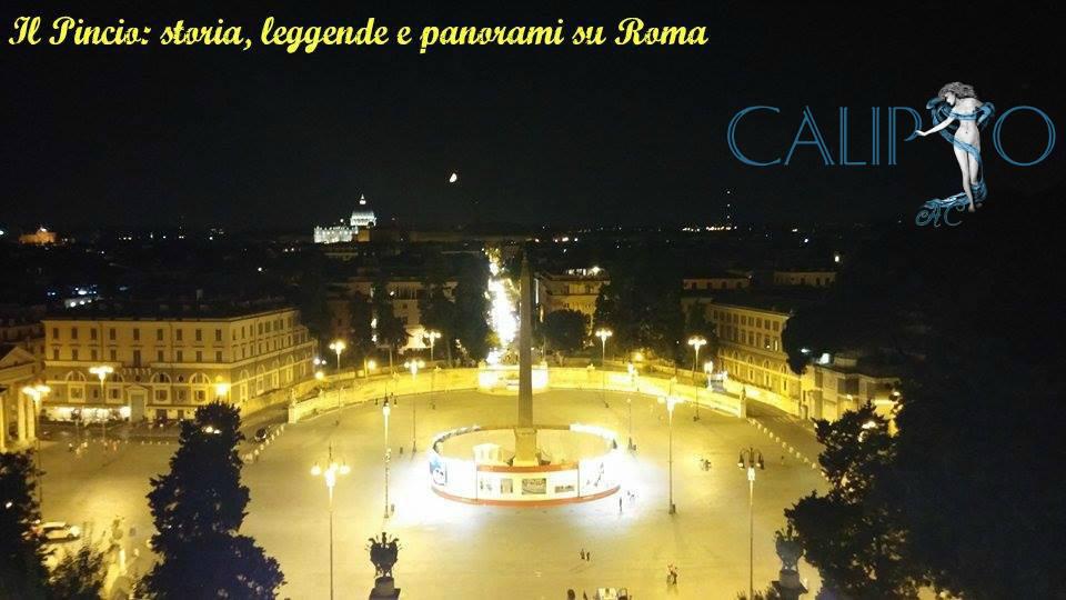 Il Pincio: storia, leggende e panorami su Roma