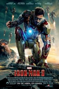 descargar Iron Man 3 – DVDRIP LATINO