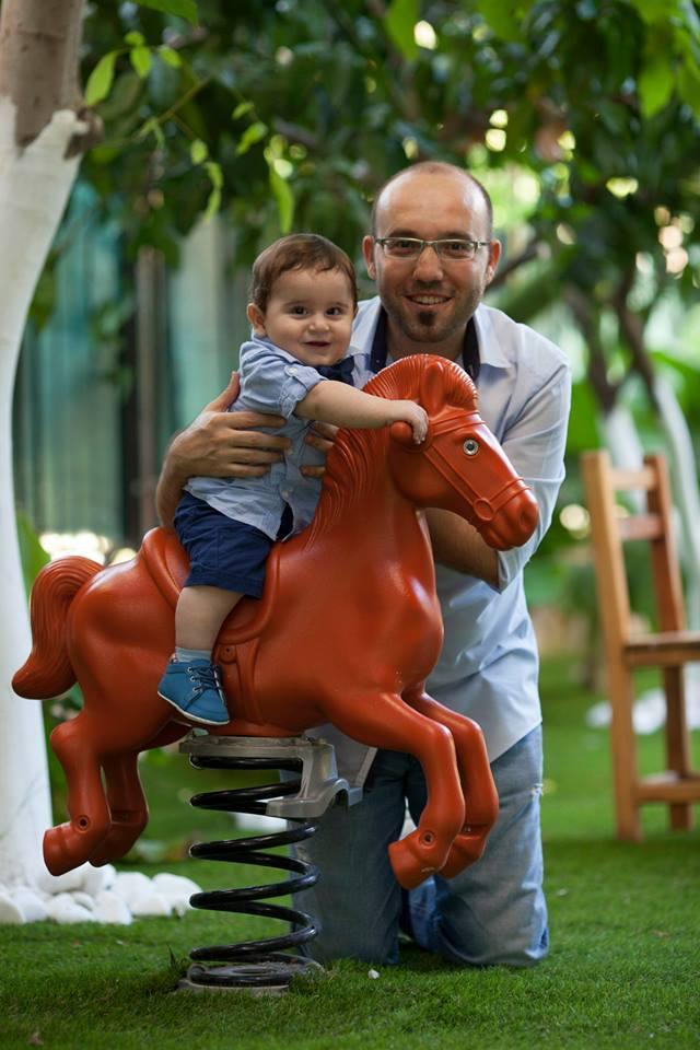 Konuk Yazar, Tevfik Önal, baba, çocuk,baba olmak, misafir yazar, Emine Önal,anne,babalık
