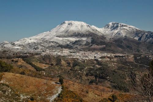 El Parque Natural de la Sierra de las Nieves