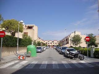 A street photo in El Saler - Valencia - Spain