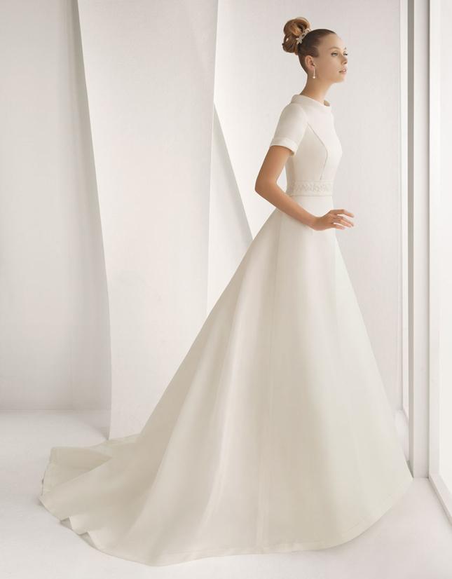 Castle wedding dress of the week winter wedding dresses for Bridesmaid dresses for a winter wedding