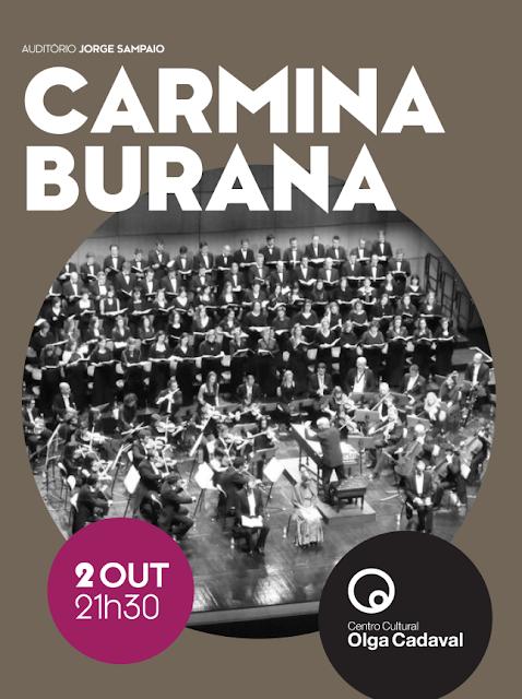 """""""Carmina Burana"""" apodera-se da vila de Sintra"""