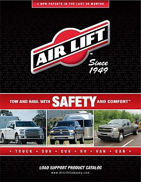 Air Lift Company Catalog