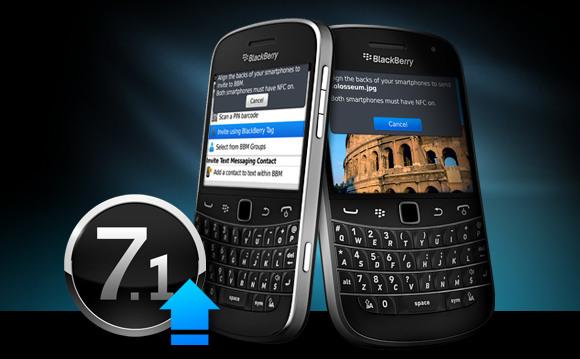 Cara Upgrade Blackberry OS 7.1 ~ Dionisius Raditya