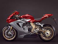 Gambar Motor MV Agusta 2013 F3 Oro 2