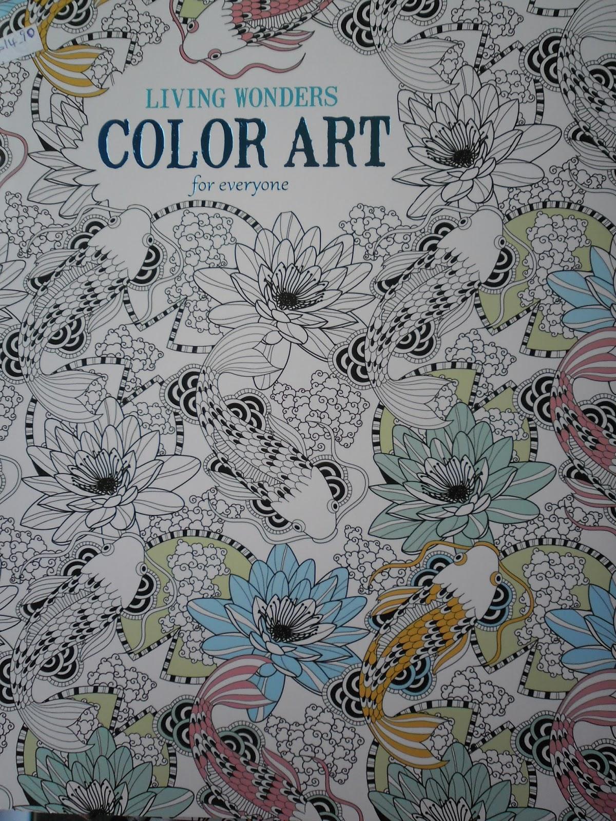 Color art living wonders - Dianne