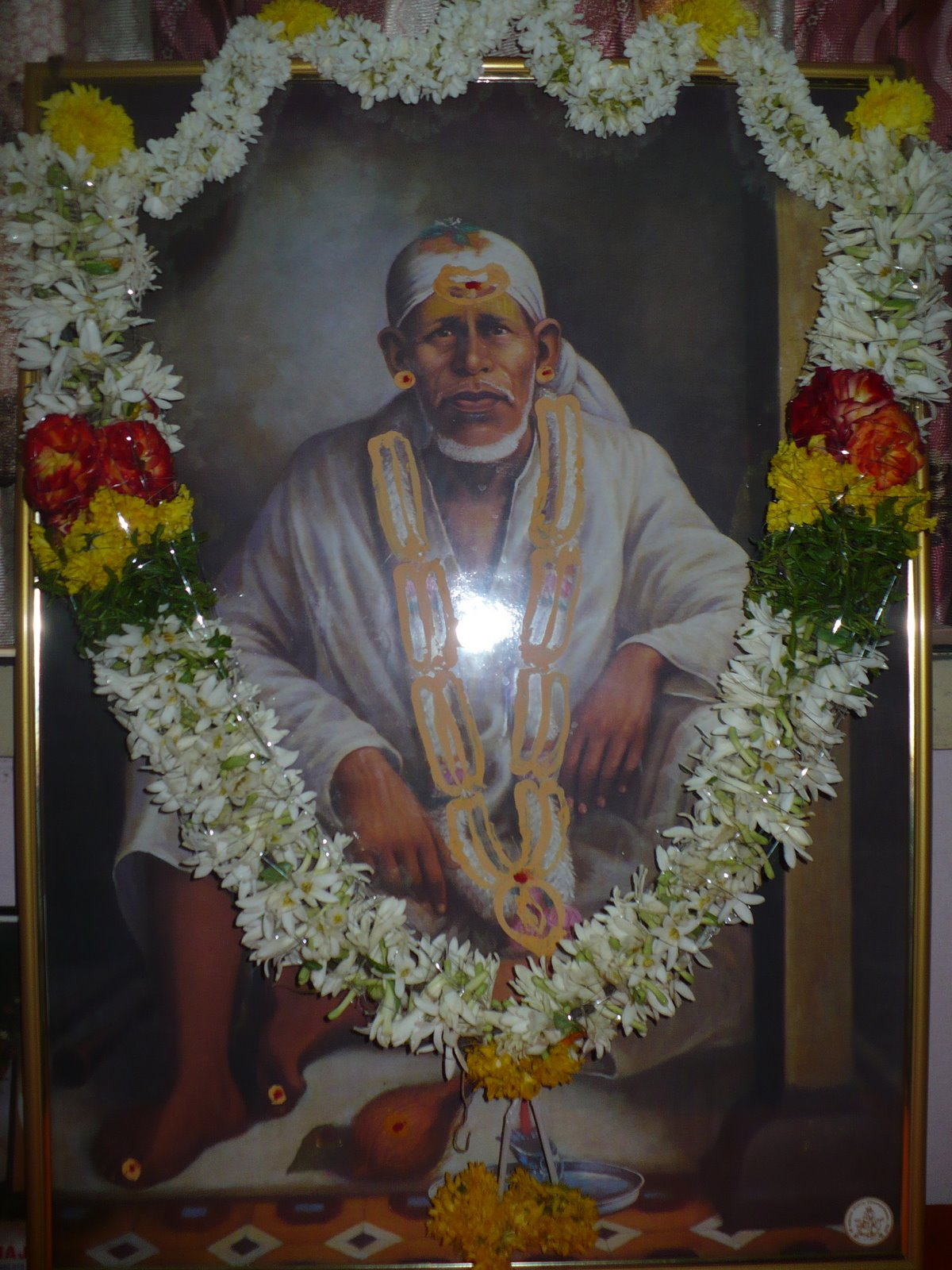 Got Job And Admission In Good College By Baba's Blessing - Anonymous Sai Devotee