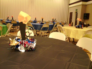 Cub Scout Olympics Blue and Gold Dinner