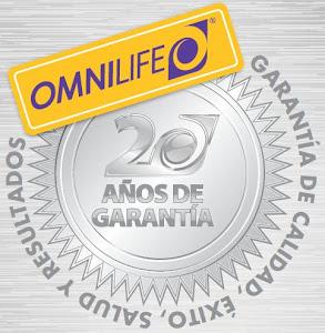 20 AÑOS DE GARANTIA