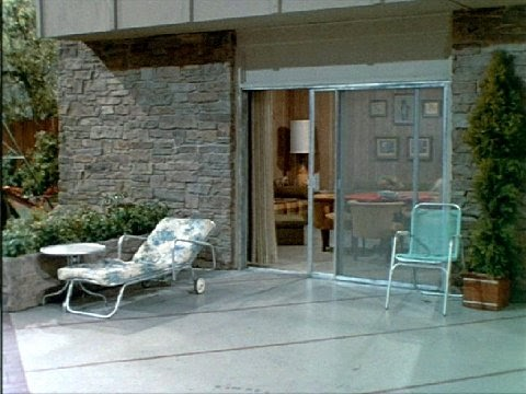 The Brady Bunch Blog: The Bradys Patio and Driveway