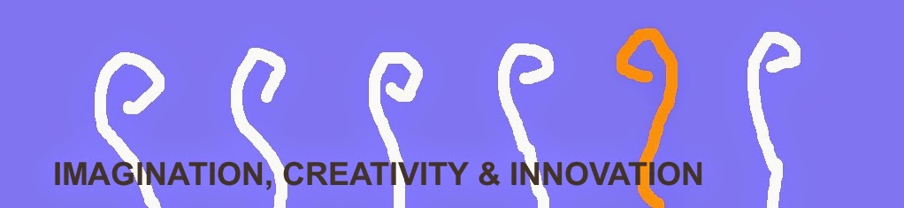 IMAGINATION, CREATIVITY AND INNOVATION